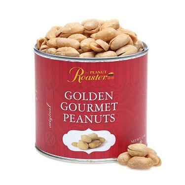 The Peanut Roaster Golden Gourmet Peanuts, 20oz Can
