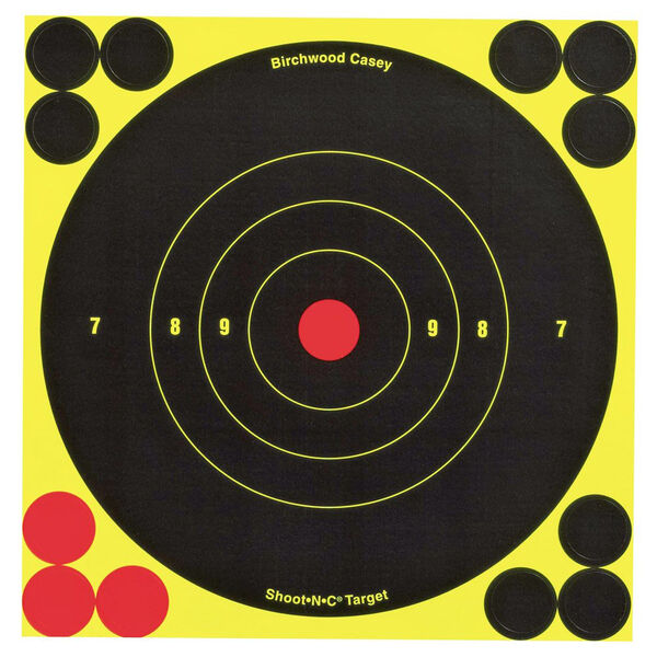 "Birchwood Casey Shoot-N-C Targets, 5.5"""