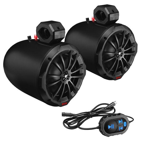 "Boss Audio B82ABT 8"" Amplified Bluetooth ATV/UTV/Waketower Audio System"