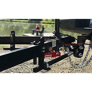 10K TN Fastway® e2™ 2-point sway control™ hitch
