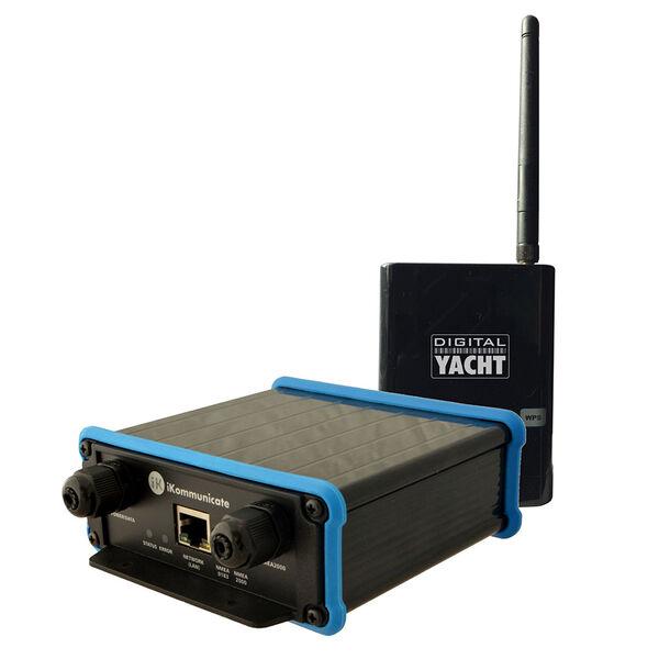 Digital Yacht iKommunicate NMEA 0183/2000-To-Signal K Gateway With iK Router