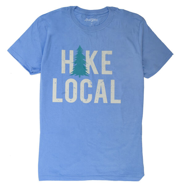 Local Yokel Men's Hike Local Short-Sleeve Tee