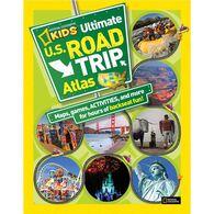 National Geographic Kids Ultimate U.S. Road Trip Atlas