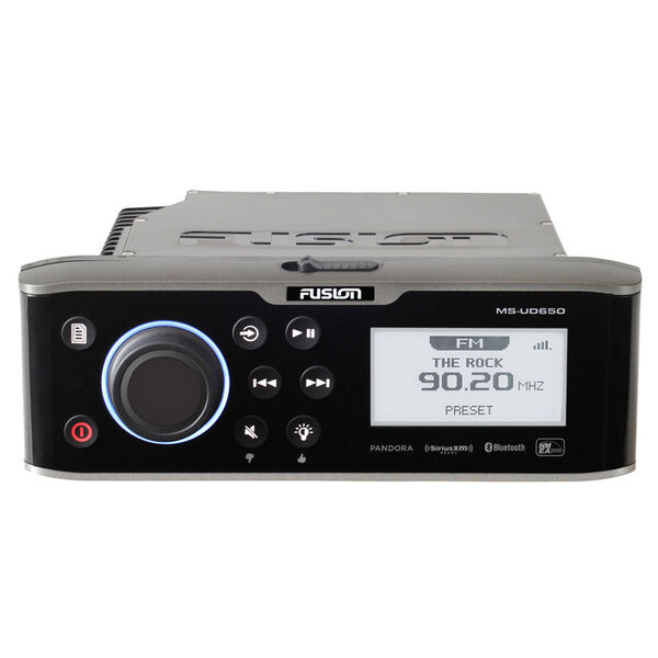 Fusion UD650 Marine Entertainment System With Bluetooth