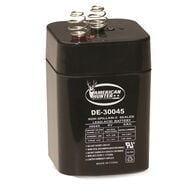 American Hunter 6 Volt 5 Amp HR Lantern Rechargeable Battery