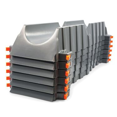 Adjustable Sewer Hose Cradle, 15'