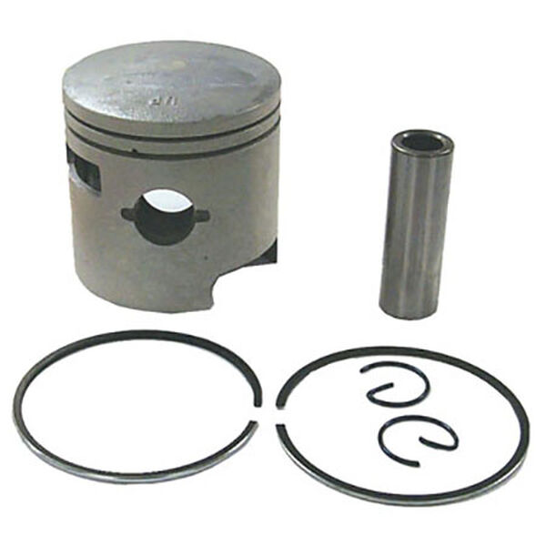 Sierra Piston Kit For Mercury Marine/Yamaha Engine, Sierra Part #18-4138