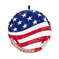 Sportsstuff Stars And Stripes 2-Person Towable Tube