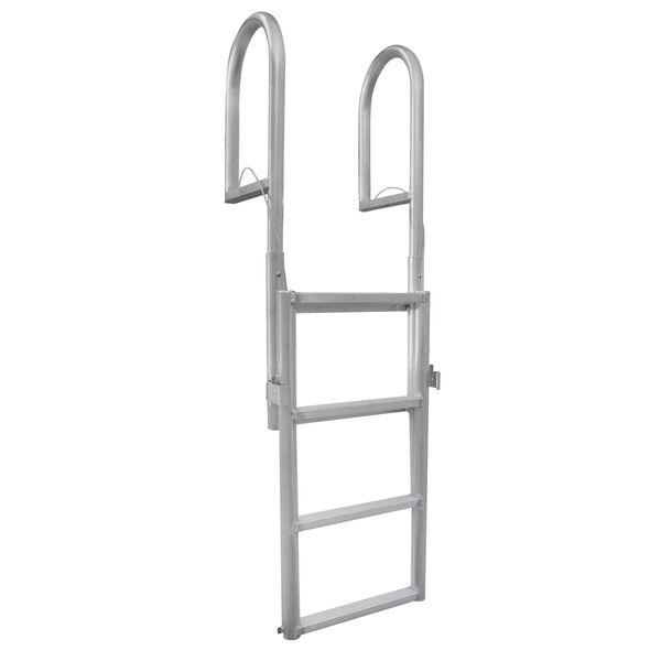 International Dock Wide-Step Dock Lift Ladder, 5-Step