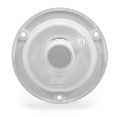 Camco Recessed Gravity Fresh Water Fill, White