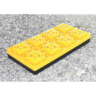 """Camco Universal 8.5"""" x 17"""" Leveling Block Flex Pads, pair"""