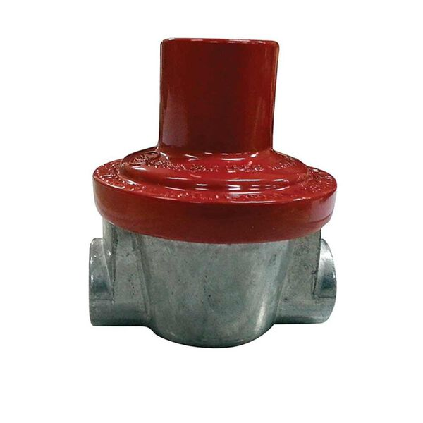"""30 psi High Preasure LP Regualtor 1/4"""" FP In and Outlets"""