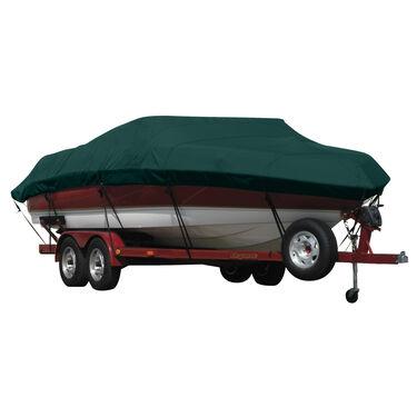 Sunbrella Exact-Fit Cover - Crownline 202 BR CC LPX I/O low profile windshield