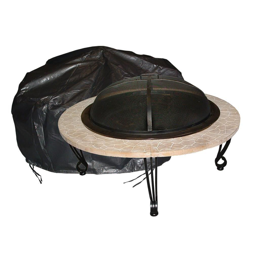 Round Fire Pit Cover Camping World