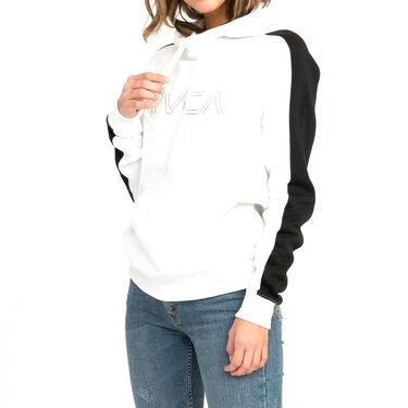 RVCA Women's Pinner Pullover Hoodie