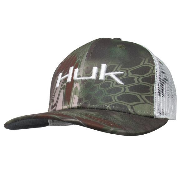 Huk Kryptek Logo Trucker Cap