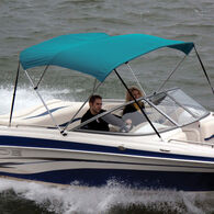 """Shademate Bimini Top Sunbrella Fabric and Boot Only, 2-Bow 5'6""""L, 42""""H, 54""""-60""""W"""