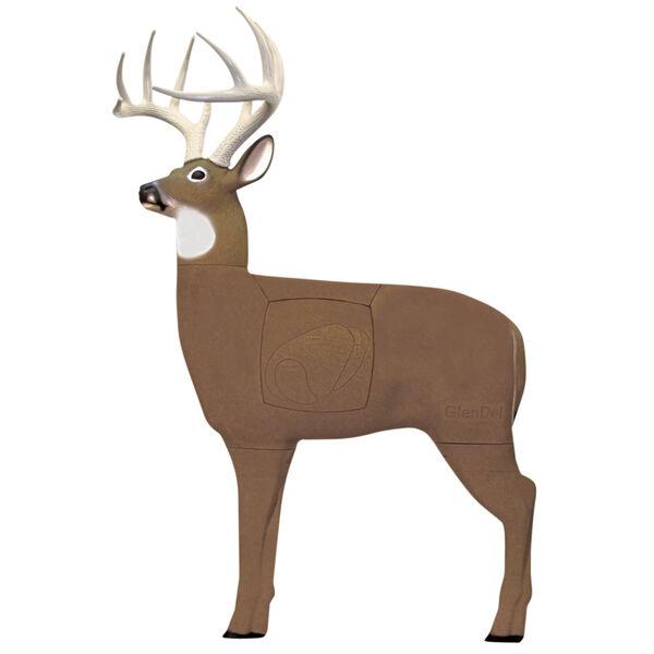 GlenDel Big 3D Pre-Rut Buck Target