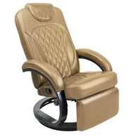 Thomas Payne Collection Euro Recliner Chair, Standard Euro, Oxford Tan