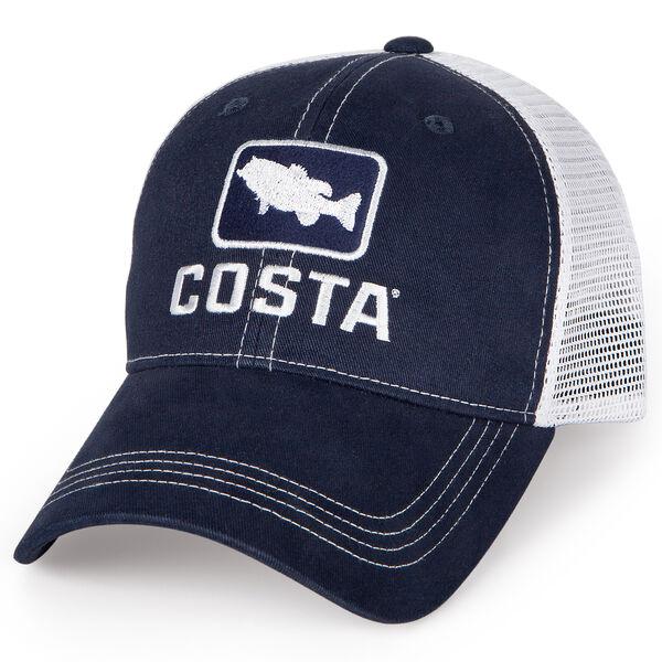 Costa Men's XL Bass Trucker Hat
