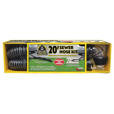 Silverback Extension Hose, 15'