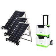 Solar Powered Generator, Platinum System