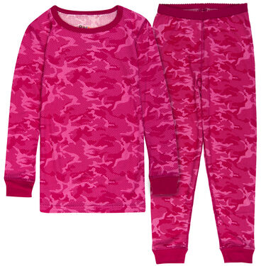 Pro Advantage Girls' Performance Tech Mesh Baselayer Set