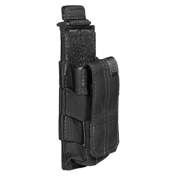 5.11 Tactical Pistol Mag Bungee/Cover Pouch, Black