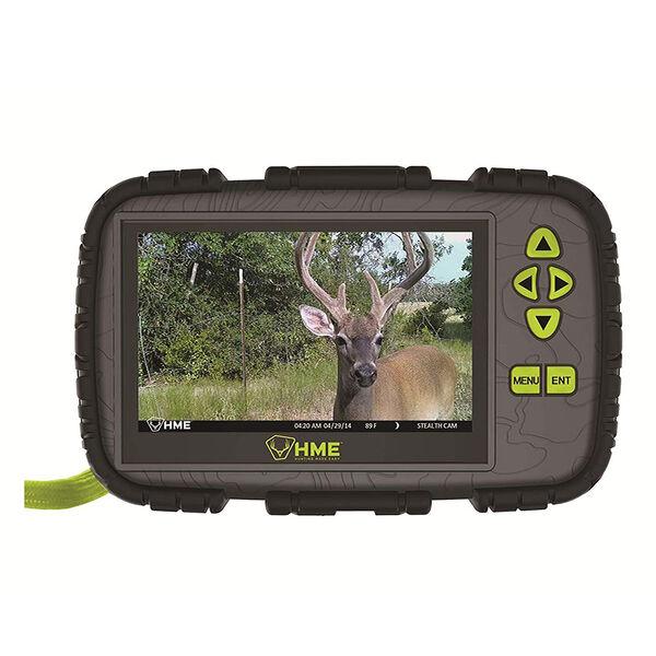 HME SD Card Viewer w/LCD Screen