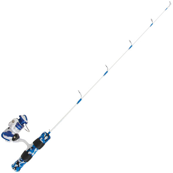Clam Dave Genz Ice Sniper Series Ice Combo 24'' Ultra-Light