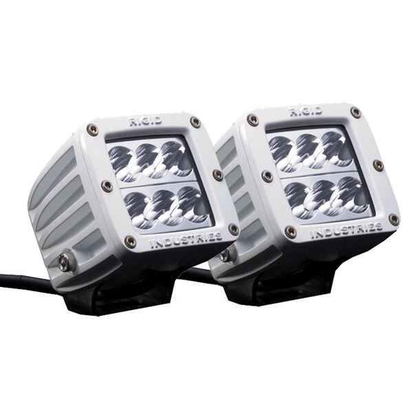 Rigid Industries M-Series Dually D2 Wide LED Lights, Pair