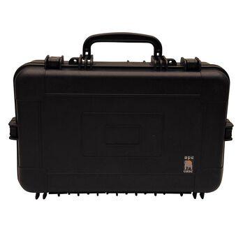 Watertight Storage Case with Customizable Foam Interior, Large