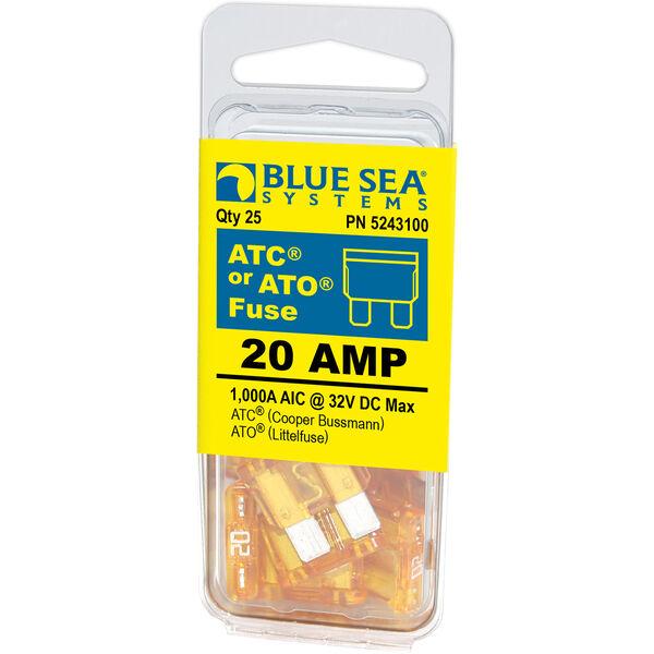 Blue Sea Systems 20A ATO/ATC Fuse