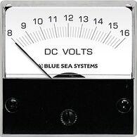 Blue Sea DC Analog Voltmeters
