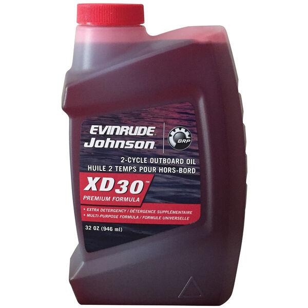 Evinrude XD30 2-Stroke Outboard Oil, Quart