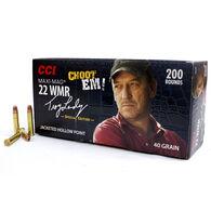 CCI Troy Landry Maxi Mag Ammo, .22 Win Mag, 40-gr., JHP