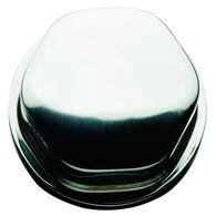 Schmitt Stainless Steel Faux Center Nut