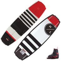 Hyperlite Franchise Wakeboard With Session Bindings