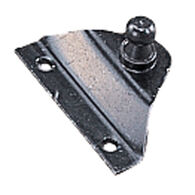 Offset Mounting Brackets For Gas Lift Springs, pair