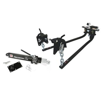 Camco Elite Weight Distributing Hitch Kit - 1,000 lbs Capacity