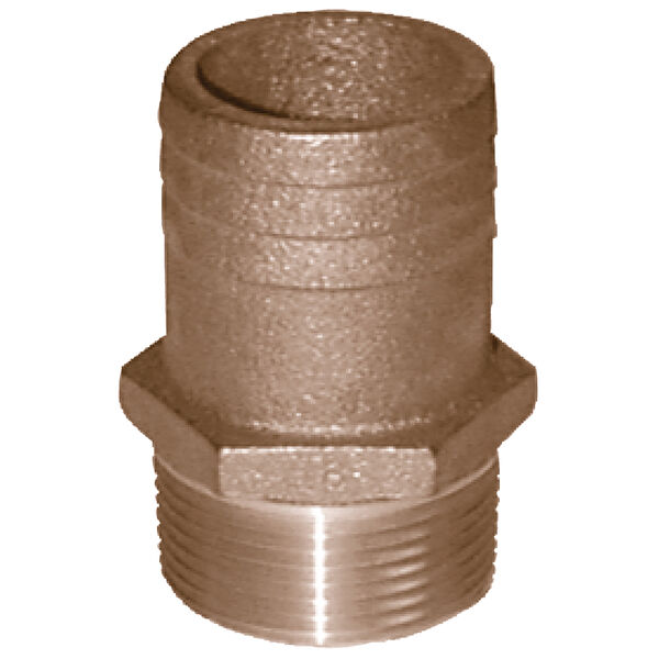 Groco Bronze Pipe to Hose Fitting