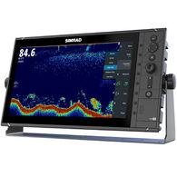 "Simrad S2016 16"" Fishfinder w/Broadband Sounder Module & CHIRP Technology"
