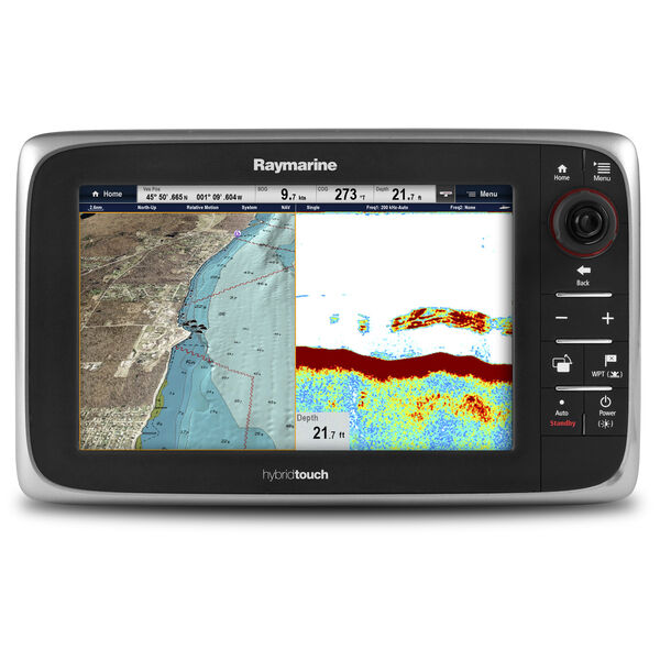 Raymarine e95 Multifunction Display - US Coastal Cartography