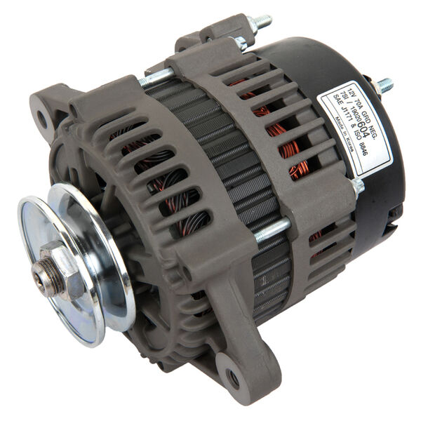 Sierra Alternator For Mercury Marine Engine, Sierra Part #18-5983