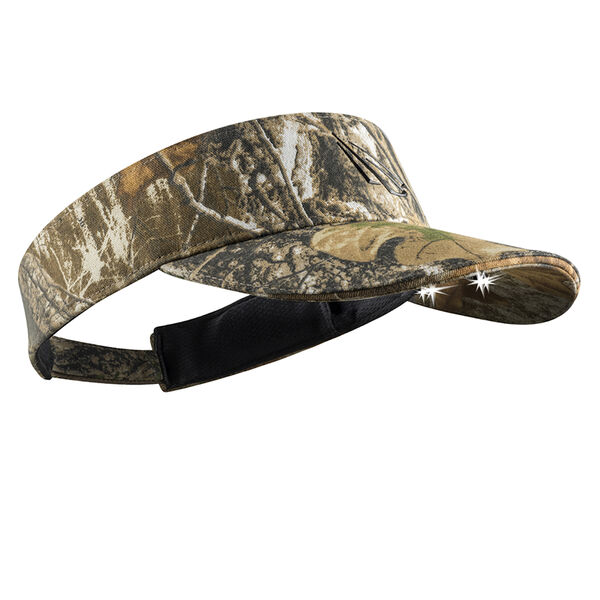 Panther Vision Powercap 25/10 LED Lighted Visor, Camo