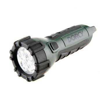 Waterproof 4 LED Flashlight