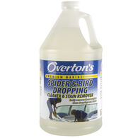 Overton's Spider/Bird Dropping Cleaner, Gallon