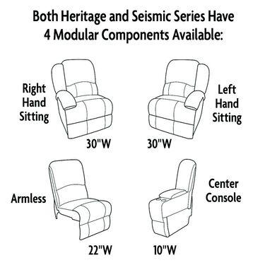 Thomas Payne Heritage Modular Theater Seating