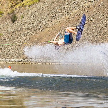 Radar Graviton Trick Waterski