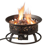 Mr. Bar-B-Q Portable Outdoor Firepit